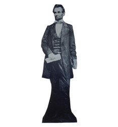 Image for President Abraham Lincoln Life Size Standup