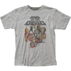 Image for Dawn of the Dead Watercolor T-Shirt