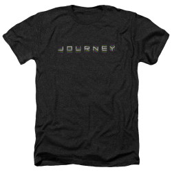 Image for Journey Heather T-Shirt - Repeat Logo