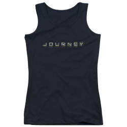 Image for Journey Girls Tank Top - Repeat Logo