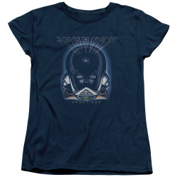 Image for Journey Womans T-Shirt - Frontiers Cover