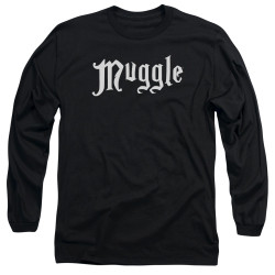 Image for Harry Potter Long Sleeve Shirt - Muggles