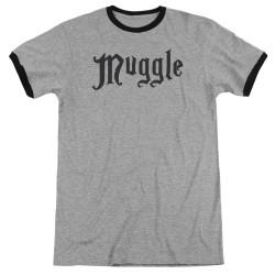 Image for Harry Potter Ringer - Cursive Muggle