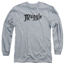 Image for Harry Potter Long Sleeve Shirt - I'm a Muggle