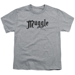 Image for Harry Potter Youth T-Shirt - I'm a Muggle