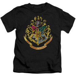 Image for Harry Potter Hogwarts Crest Kid's T-Shirt