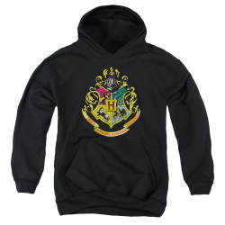 Image for Harry Potter Youth Hoodie - Hogwarts Crest