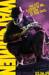 Image for The Watchmen Poster - Rorschach