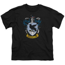Image for Harry Potter Youth T-Shirt - Ravenclaw Crest