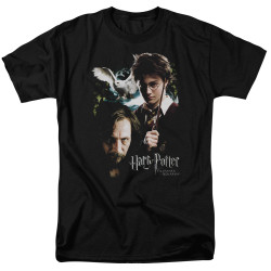 Image for Harry Potter T-Shirt - Harry and Sirius