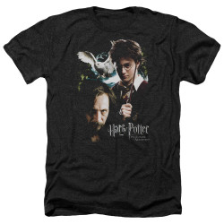 Image for Harry Potter Heather T-Shirt - Harry and Sirius