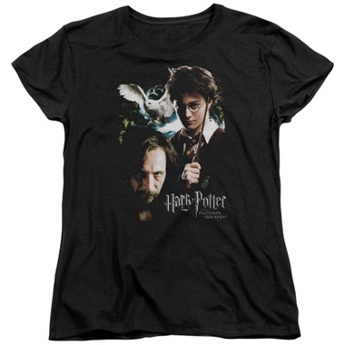 Image for Harry Potter Womans T-Shirt - Harry and Sirius
