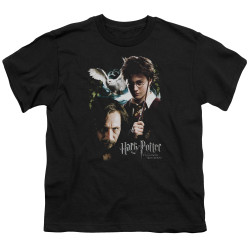 Image for Harry Potter Youth T-Shirt - Harry and Sirius