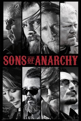Image for Sons of Anarchy Poster - Samcro
