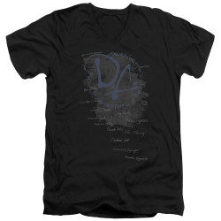 Image for Harry Potter V Neck T-Shirt - Dumbledore's Army