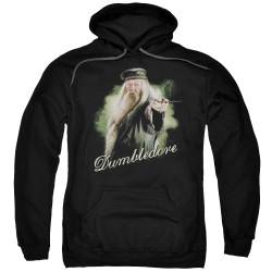 Image for Harry Potter Hoodie - Dumbledore Wand