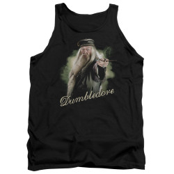 Image for Harry Potter Tank Top - Dumbledore Wand