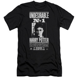 Image for Harry Potter Premium Canvas Premium Shirt - Undesirable No. 1