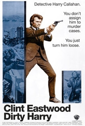 Image for Dirty Harry Poster - Movie