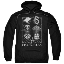 Image for Harry Potter Hoodie - Horcrux Symbols