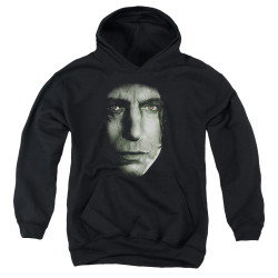 Image for Harry Potter Youth Hoodie - Snape Head