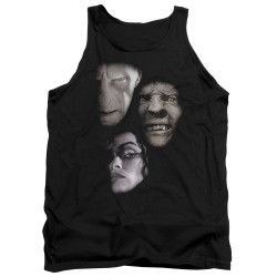 Image for Harry Potter Tank Top - Villian Heads
