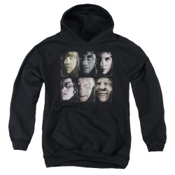 Image for Harry Potter Youth Hoodie - Horizontal Heads