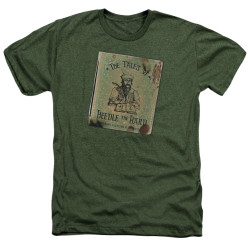 Image for Harry Potter Heather T-Shirt - Beedle the Bard