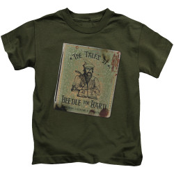 Image for Harry Potter Beedle the Bard Kid's T-Shirt