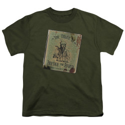 Image for Harry Potter Youth T-Shirt - Beedle the Bard