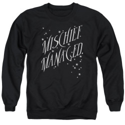 Image for Harry Potter Crewneck - Sparkle Michief Managed
