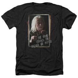 Image for Harry Potter Heather T-Shirt - Olivander