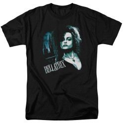 Image for Harry Potter T-Shirt - Bellatrix Closeup