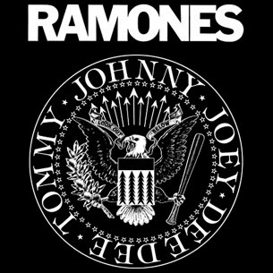 Image for Ramones Presidential Seal T-Shirt