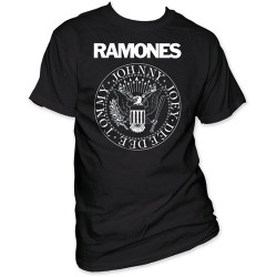 Image Closeup for Ramones Presidential Seal T-Shirt