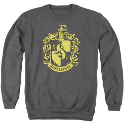 Image for Harry Potter Crewneck - Classic Hufflepuff Crest