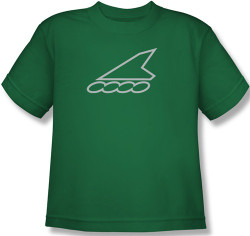 Image for Team Rollerblade Kelly green Youth T-Shirt