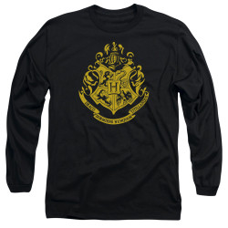 Image for Harry Potter Long Sleeve Shirt - Classic Hogwarts Crest