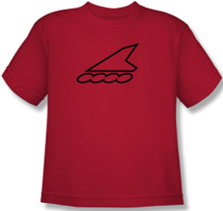 Image for Team Rollerblade Red Youth T-Shirt