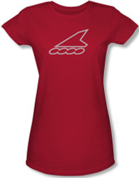 Image for Team Rollerblade red-silver Girls Shirt