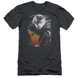 Image for Harry Potter Premium Canvas Premium Shirt - Ron Portrait