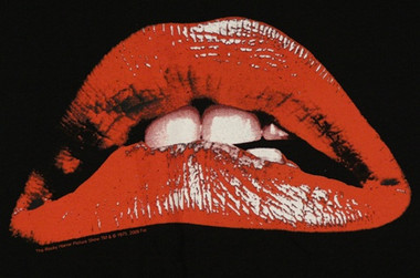 Image for Rocky Horror Picture Show Lips T-Shirt