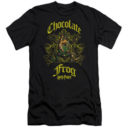 Image for Harry Potter Premium Canvas Premium Shirt - Chocolate Frog
