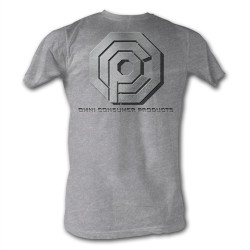 Image Closeup for Robocop Omni Consumer Products Corporate Logo T-Shirt