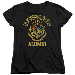 Image for Harry Potter Womans T-Shirt - Hogwarts Alumni