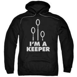 Image for Harry Potter Hoodie - Keeper