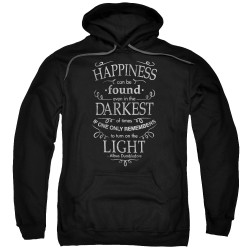 Image for Harry Potter Hoodie - Happiness Can Be Found
