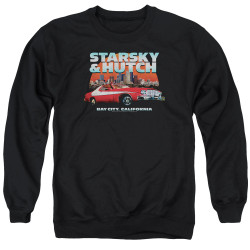 Image for Starsky & Hutch Crewneck - Bay City