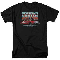 Image for Starsky & Hutch T-Shirt - Bay City