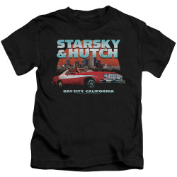 Image for Starsky & Hutch Bay City Kid's T-Shirt